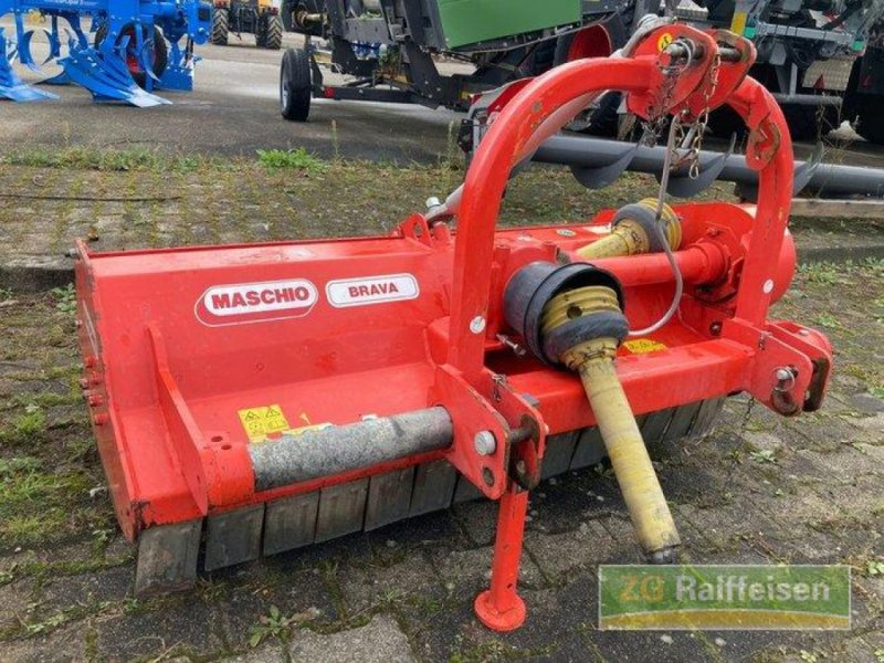 Mulchgerät & Häckselgerät tip Maschio Brava 140, Gebrauchtmaschine in Bühl (Poză 1)