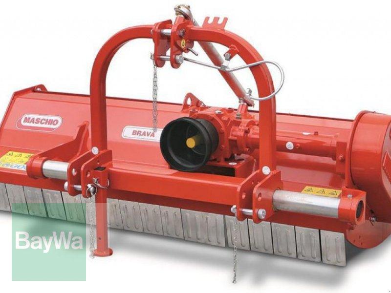 Mulchgerät & Häckselgerät des Typs Maschio BRAVA 250 MECH. MASCHIO MULCHG, Neumaschine in Obertraubling (Bild 1)