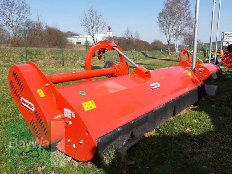 Mulchgerät & Häckselgerät des Typs Maschio BRAVA 250 MECH. MASCHIO MULCHG, Neumaschine in Neuensalz (Bild 7)