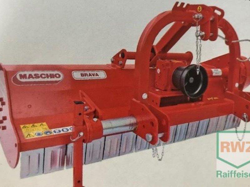 Mulchgerät & Häckselgerät des Typs Maschio Brava 250 mech., Gebrauchtmaschine in Hermeskeil (Bild 1)