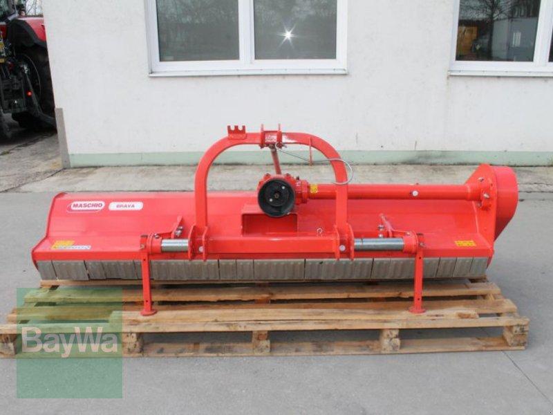 Mulchgerät & Häckselgerät des Typs Maschio BRAVA 250, Gebrauchtmaschine in Straubing (Bild 2)