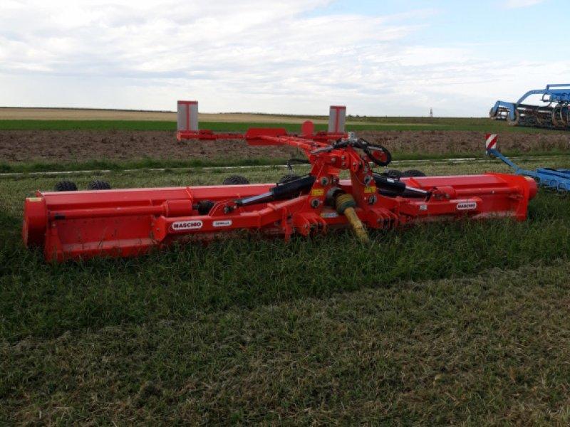 Mulchgerät & Häckselgerät des Typs Maschio Gemella 620, Gebrauchtmaschine in Manching (Bild 1)
