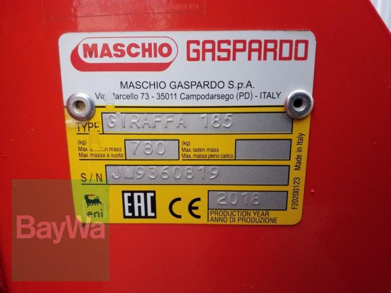 Mulchgerät & Häckselgerät a típus Maschio GIRAFFA 185 SE, Gebrauchtmaschine ekkor: Bamberg (Kép 7)