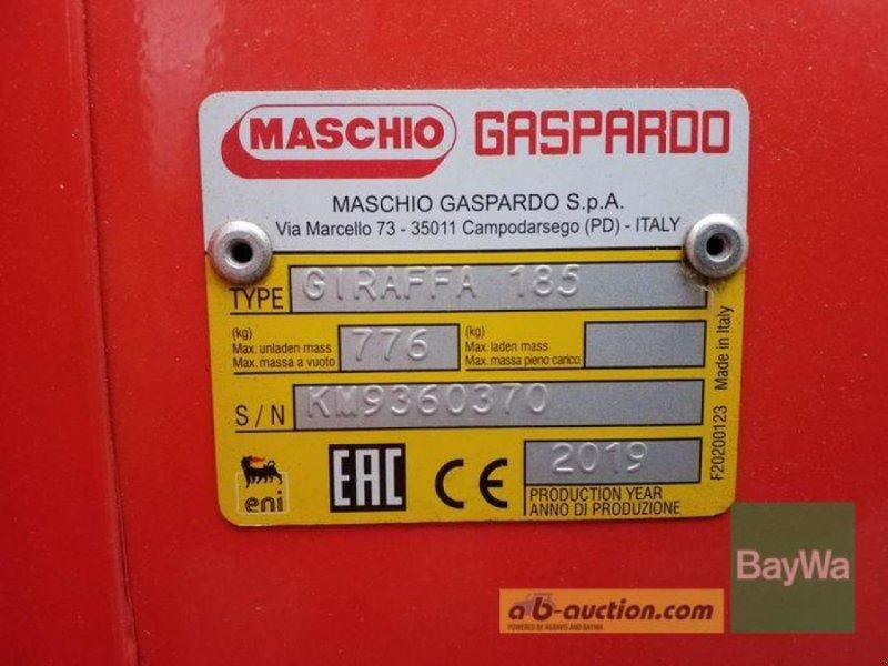 Mulchgerät & Häckselgerät des Typs Maschio GIRAFFA 185, Gebrauchtmaschine in Bamberg (Bild 7)
