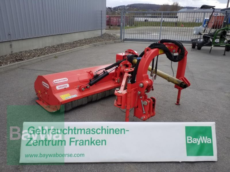 Mulchgerät & Häckselgerät of the type Maschio GIRAFFA 185, Gebrauchtmaschine in Bamberg (Picture 1)
