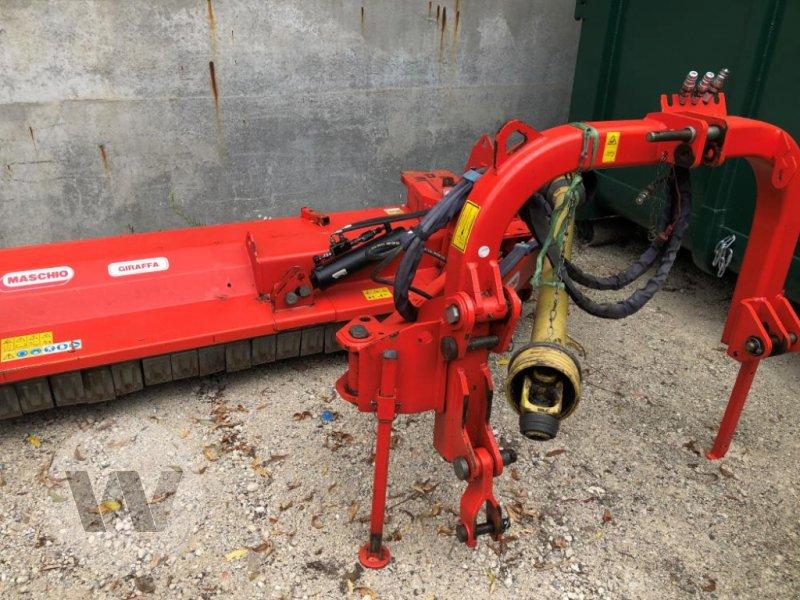 Mulchgerät & Häckselgerät des Typs Maschio GIRAFFA 210, Gebrauchtmaschine in Husum (Bild 1)