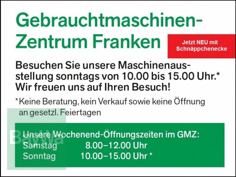 Mulchgerät & Häckselgerät des Typs Maschio Giraffona 260 SE, Gebrauchtmaschine in Bamberg (Bild 14)