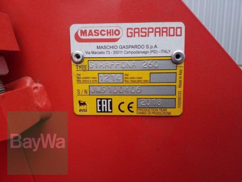 Mulchgerät & Häckselgerät des Typs Maschio GIRAFFONA 260, Gebrauchtmaschine in Bamberg (Bild 12)