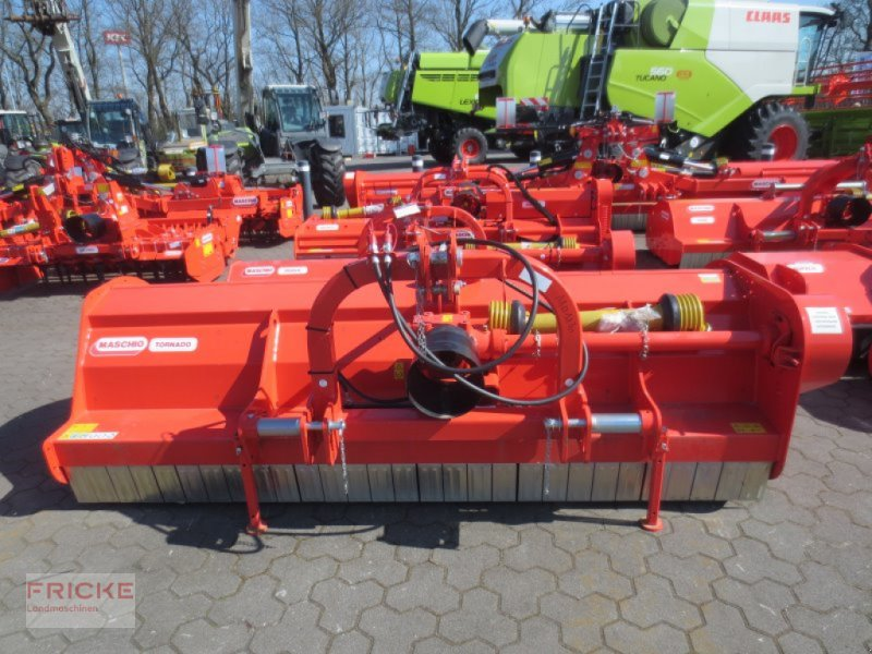 Mulchgerät & Häckselgerät des Typs Maschio TORNADO 280, Gebrauchtmaschine in Bockel - Gyhum (Bild 6)