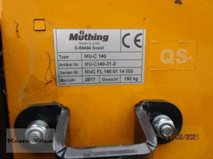 Mulchgerät & Häckselgerät des Typs Müthing MU-C 140, Gebrauchtmaschine in Soyen (Bild 4)