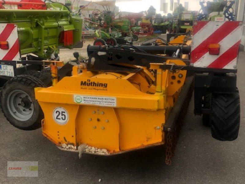 Mulchgerät & Häckselgerät des Typs Müthing Mu-Farmer 420 S, Gebrauchtmaschine in Langenau (Bild 2)