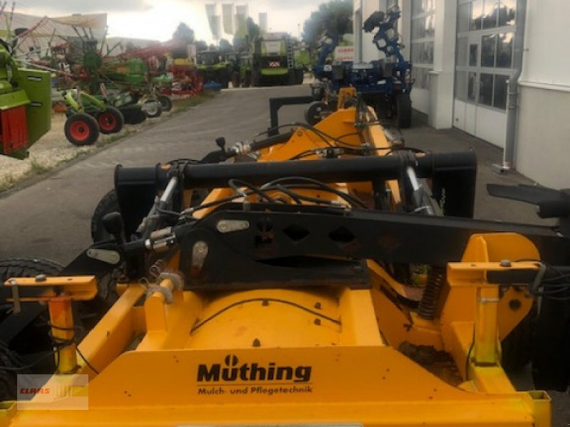 Mulchgerät & Häckselgerät des Typs Müthing Mu-Farmer 420 S, Gebrauchtmaschine in Langenau (Bild 3)