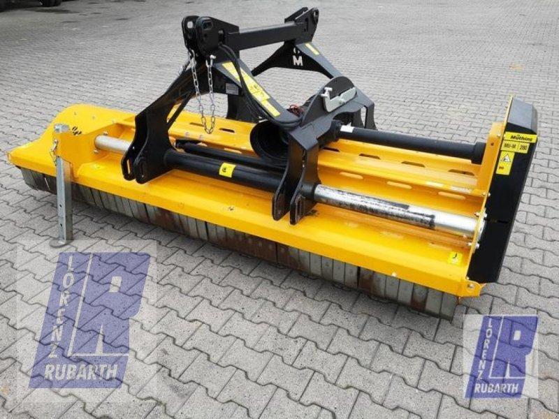 Mulchgerät & Häckselgerät des Typs Müthing MU-M 280 VARIO, Gebrauchtmaschine in Anröchte-Altengeseke (Bild 4)