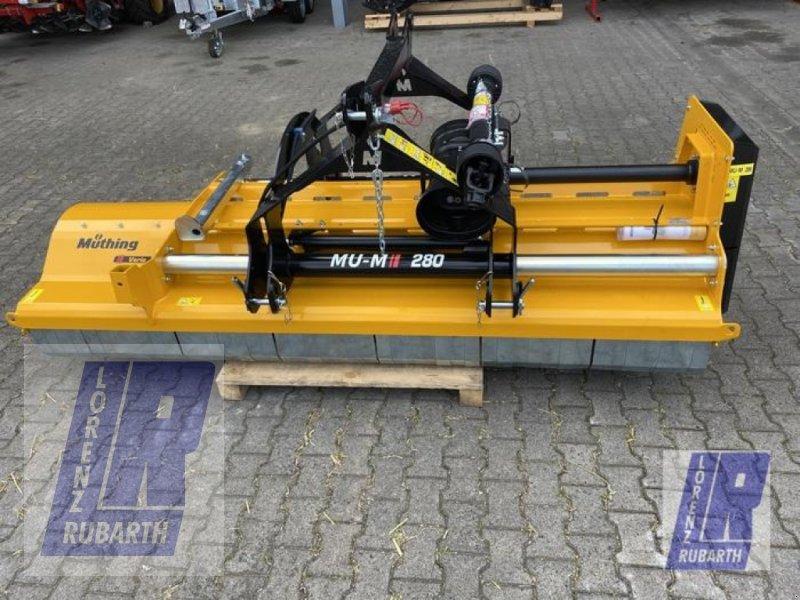 Mulchgerät & Häckselgerät des Typs Müthing MU-M 280 VARIO, Neumaschine in Anröchte-Altengeseke (Bild 1)