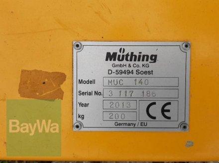 Mulchgerät & Häckselgerät des Typs Müthing MUC 140, Gebrauchtmaschine in Landsberg (Bild 3)