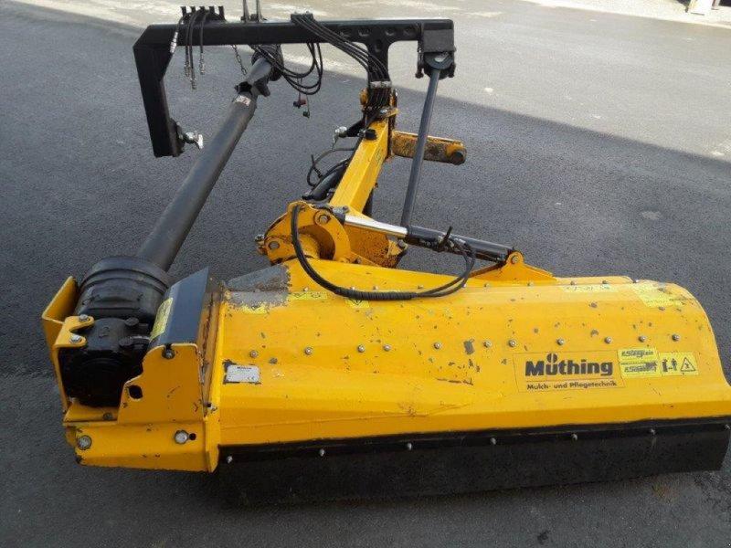 Mulchgerät & Häckselgerät des Typs Müthing MUH S 160, Gebrauchtmaschine in Hollfeld (Bild 1)