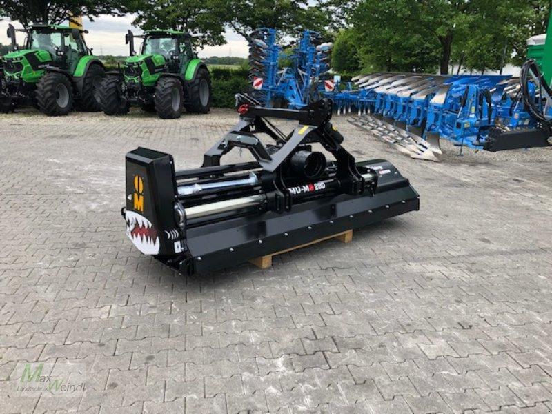 Mulchgerät & Häckselgerät des Typs Müthing MUM 280 Pro, Neumaschine in Markt Schwaben (Bild 1)