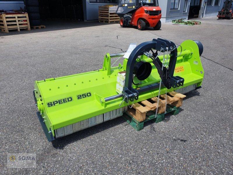 Mulchgerät & Häckselgerät des Typs Niubo TSP 250, Gebrauchtmaschine in Fischbach (Bild 1)