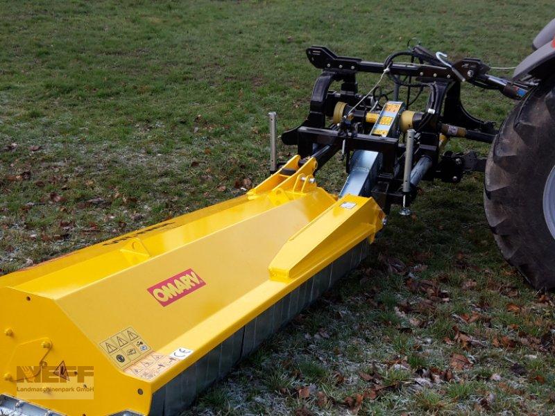 Mulchgerät & Häckselgerät des Typs Omarv Roma 260, Gebrauchtmaschine in Neudrossenfeld (Bild 1)