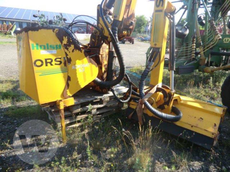 Mulchgerät & Häckselgerät des Typs Orsi ACROBAT 5.5, Gebrauchtmaschine in Niebüll (Bild 1)
