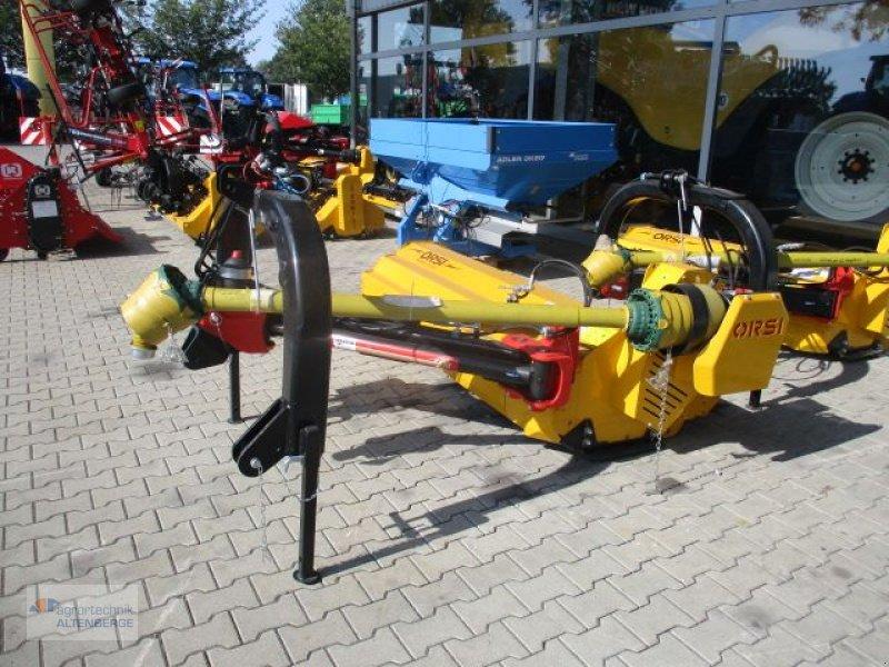 Mulchgerät & Häckselgerät des Typs Orsi Primatist Offset 200/240, Neumaschine in Altenberge (Bild 3)