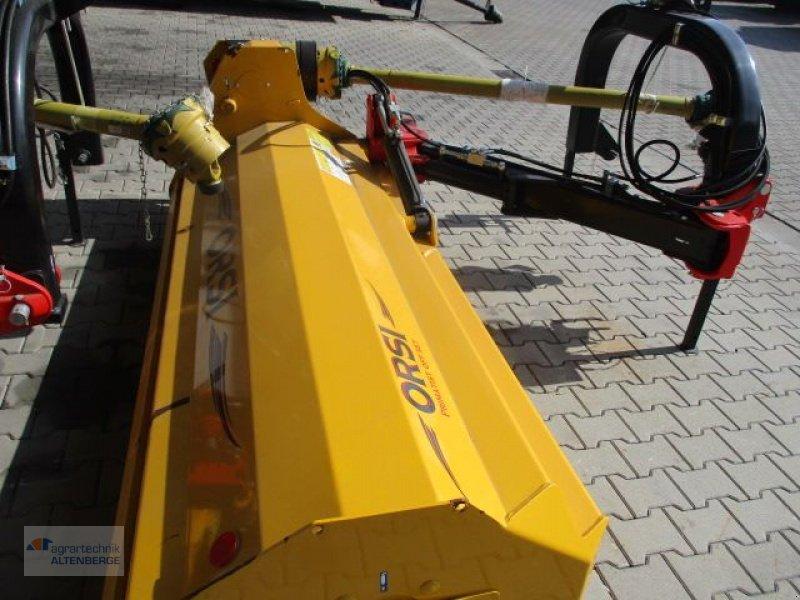 Mulchgerät & Häckselgerät des Typs Orsi Primatist Offset 200/240, Neumaschine in Altenberge (Bild 6)