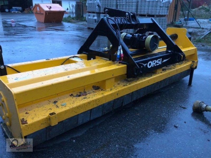 Mulchgerät & Häckselgerät des Typs Orsi WGR 280, Gebrauchtmaschine in Regen (Bild 1)