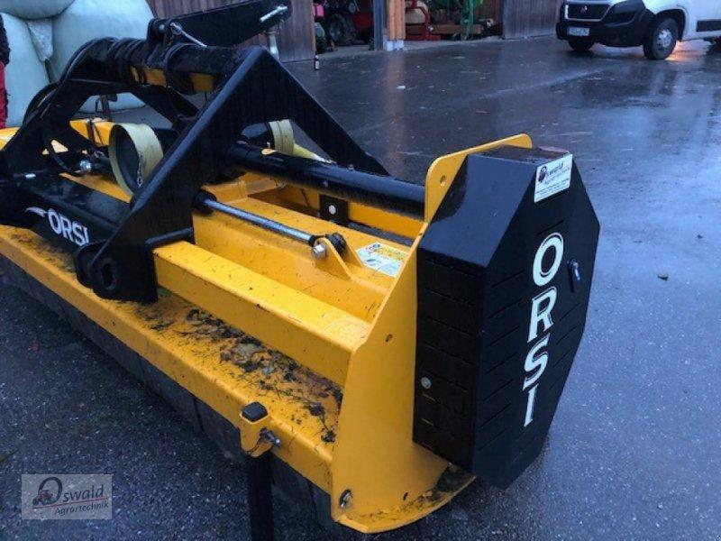 Mulchgerät & Häckselgerät des Typs Orsi WGR 280, Gebrauchtmaschine in Regen (Bild 2)