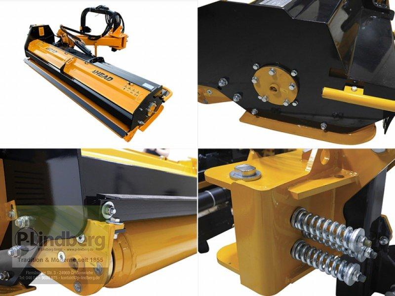 Mulchgerät & Häckselgerät типа P.Lindberg GmbH P.Lindberg GmbH Schlegelmulcher AHEAD VBM250D hydraulische Seitenverschiebung 100cm inkl. Gelenkwelle, Neumaschine в Großenwiehe (Фотография 1)