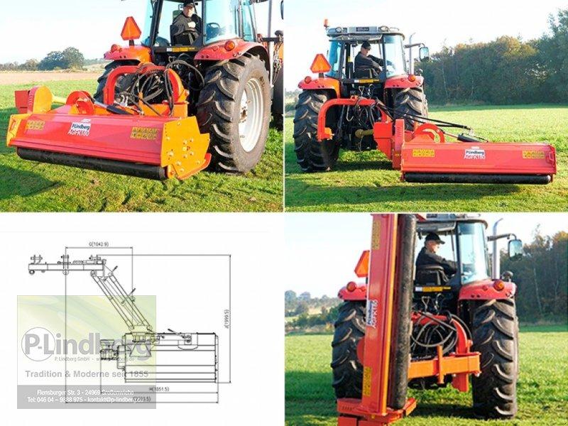 Mulchgerät & Häckselgerät tip P.Lindberg GmbH Schlegelmulcher AGF-180 cm Knickpflege hydraulisch Böschungsmulcher, Neumaschine in Großenwiehe (Poză 1)