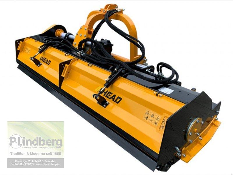 Mulchgerät & Häckselgerät des Typs P.Lindberg GmbH Schlegelmulcher AHEAD KDK300 hydraulische Seitenverschiebung inkl. Gelenkwelle Hammerschlegel Kat. 2, Neumaschine in Großenwiehe (Bild 1)