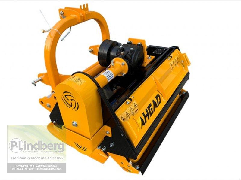 Mulchgerät & Häckselgerät des Typs P.Lindberg GmbH Schlegelmulcher AHEAD NBM105 hydraulische Seitenverschiebung inkl. Gelenkwelle, Neumaschine in Großenwiehe (Bild 1)