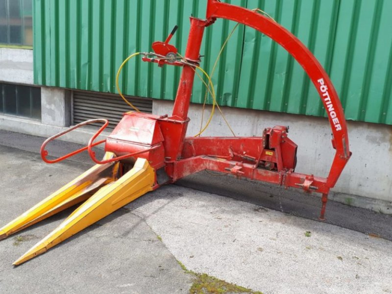 Mulchgerät & Häckselgerät типа Pöttinger Mex, Gebrauchtmaschine в Bergheim (Фотография 1)