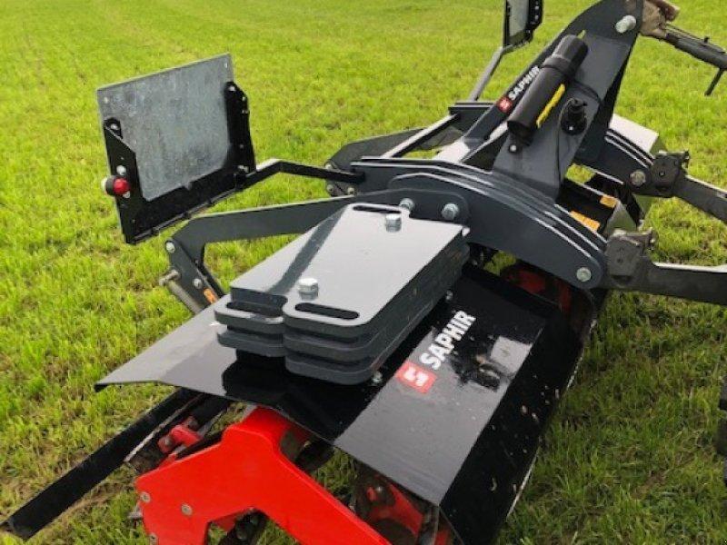 Mulchgerät & Häckselgerät des Typs Saphir SinusCut, Gebrauchtmaschine in Dirlewang (Bild 4)