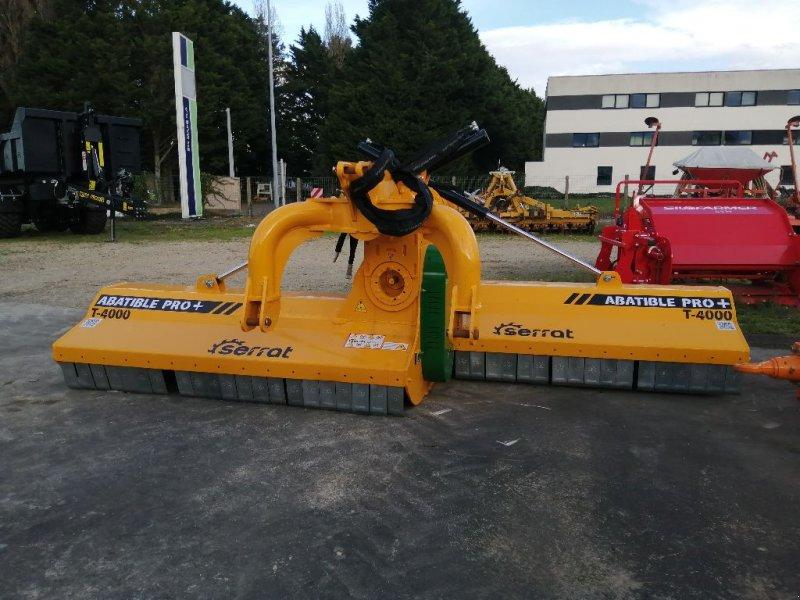 Mulchgerät & Häckselgerät типа Sonstige ABATIBLE PRO+, Gebrauchtmaschine в DINAN (Фотография 1)