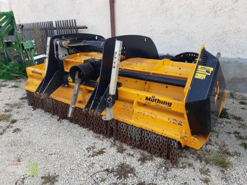 Mulchgerät & Häckselgerät des Typs Sonstige FARMER 280 HECK MULCHER, Gebrauchtmaschine in Aurach (Bild 1)