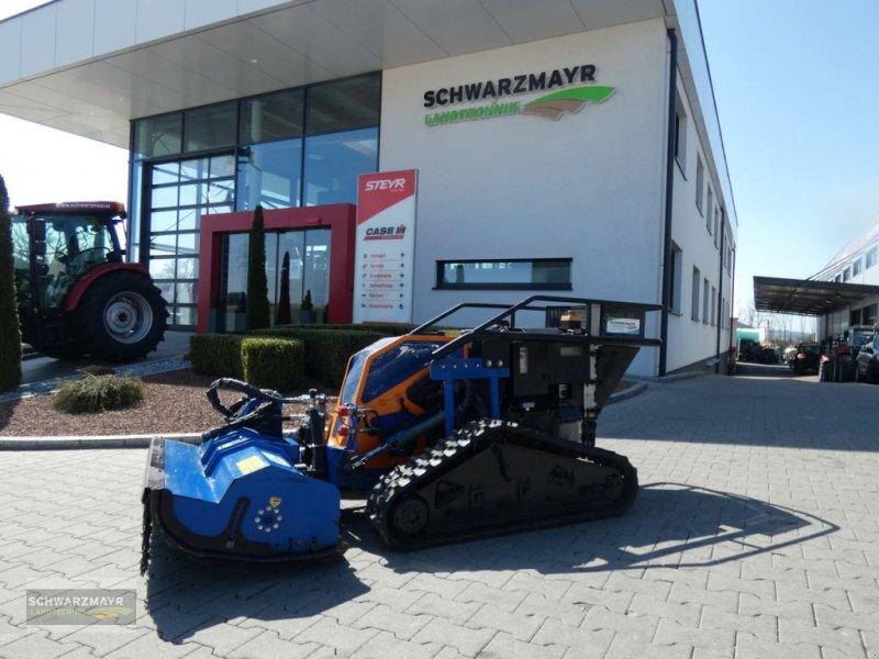 Mulchgerät & Häckselgerät типа Sonstige Irus Deltrak 2.0 SMG 125/6521 Mulchraupe, Gebrauchtmaschine в Aurolzmünster (Фотография 1)