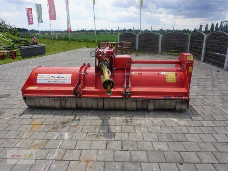 Mulchgerät & Häckselgerät des Typs Sonstige Omarv SHK 320, Gebrauchtmaschine in Töging am Inn (Bild 8)