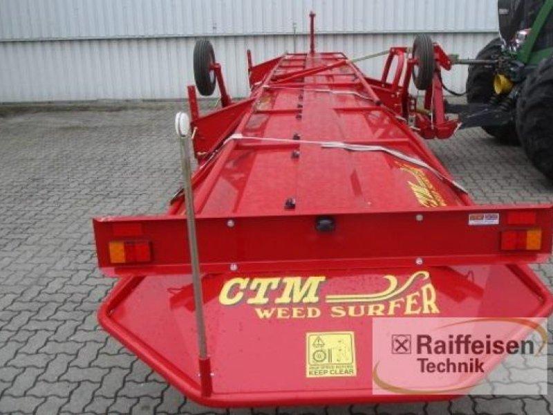 Mulchgerät & Häckselgerät des Typs Sonstige Weed Surfer XL, Neumaschine in Holle (Bild 4)