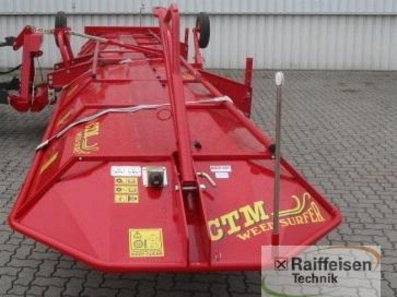 Mulchgerät & Häckselgerät des Typs Sonstige Weed Surfer XL, Neumaschine in Holle (Bild 3)