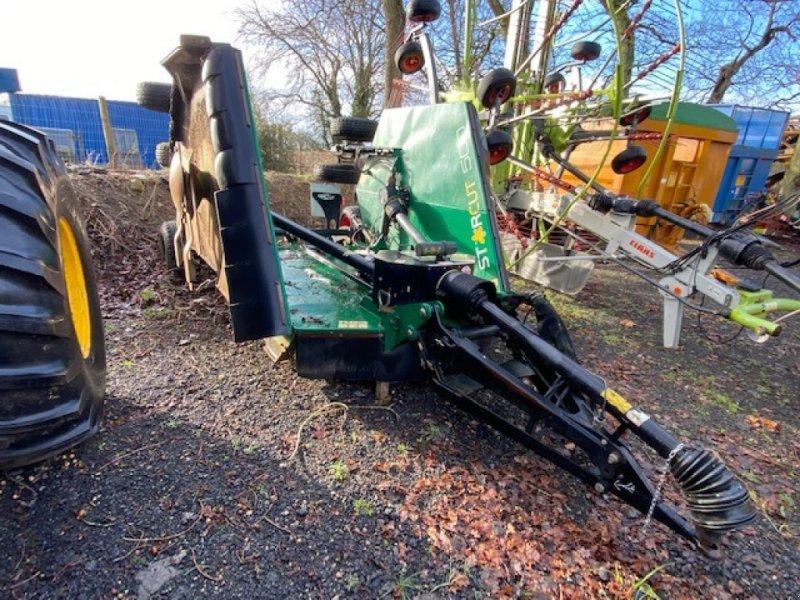 Mulchgerät & Häckselgerät типа Spearhead Starcut 500, Gebrauchtmaschine в Grantham (Фотография 1)