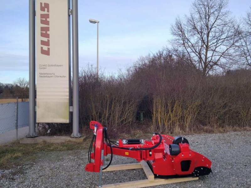 Mulchgerät & Häckselgerät des Typs Tehnos MB 200 R LW, Neumaschine in Moos-Langenisarhofen (Bild 1)