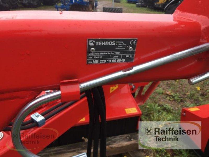 Mulchgerät & Häckselgerät des Typs Tehnos MB 220 Profi LW, Gebrauchtmaschine in Gera (Bild 3)