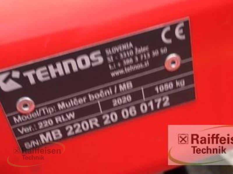 Mulchgerät & Häckselgerät des Typs Tehnos MB 220R Profi LW, Neumaschine in Hofgeismar (Bild 2)