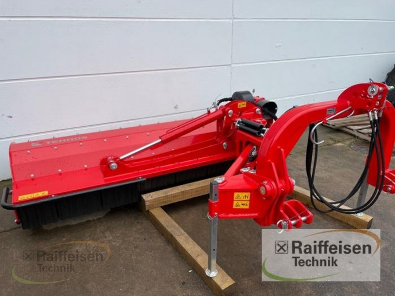 Mulchgerät & Häckselgerät des Typs Tehnos MB 220R Profi LW, Gebrauchtmaschine in Ebeleben (Bild 1)