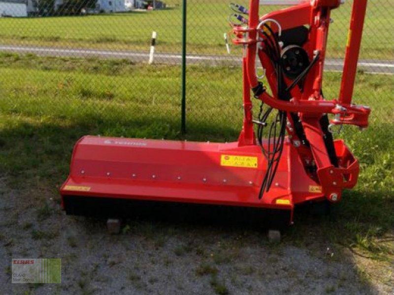 Mulchgerät & Häckselgerät des Typs Tehnos MBPL 170 LW, Neumaschine in Schlüsselfeld (Bild 1)