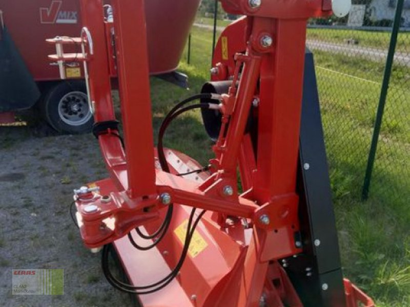 Mulchgerät & Häckselgerät des Typs Tehnos MBPL 170 LW, Neumaschine in Schlüsselfeld (Bild 3)