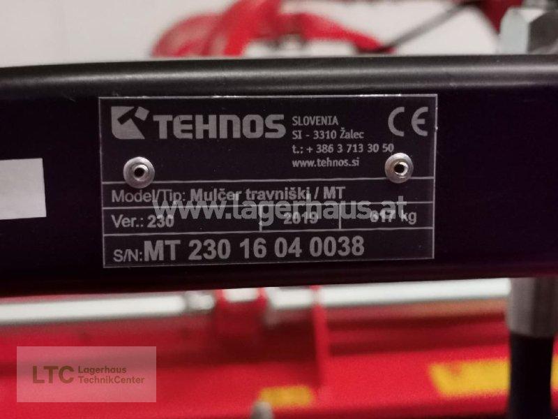 Mulchgerät & Häckselgerät des Typs Tehnos MT 230PROFI, Vorführmaschine in Attnang-Puchheim (Bild 6)