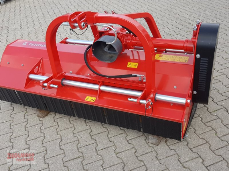 Mulchgerät & Häckselgerät des Typs Tehnos MU 200 LW, Neumaschine in Rottenburg (Bild 1)
