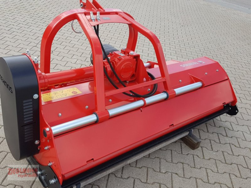 Mulchgerät & Häckselgerät des Typs Tehnos MU 200 LW, Neumaschine in Rottenburg (Bild 2)